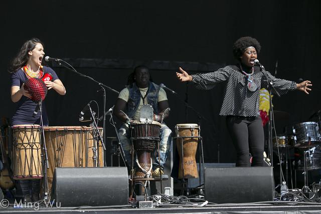Afrikana Soul Sister @ FME 2017