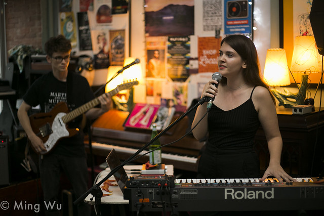 Tess Roby @ The Record Centre