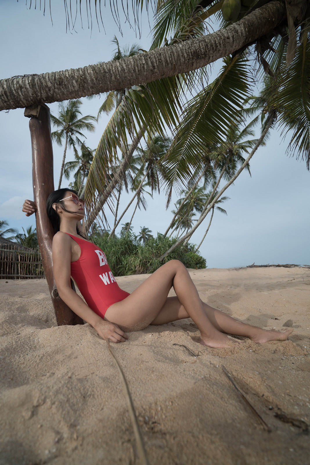 Baywatch-Inspired Swimsuits