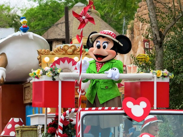 Coso en Disney World