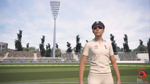 Ashes Cricket - Women's Player