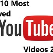 Top 10 Most Viewed YouTube Videos 2017.