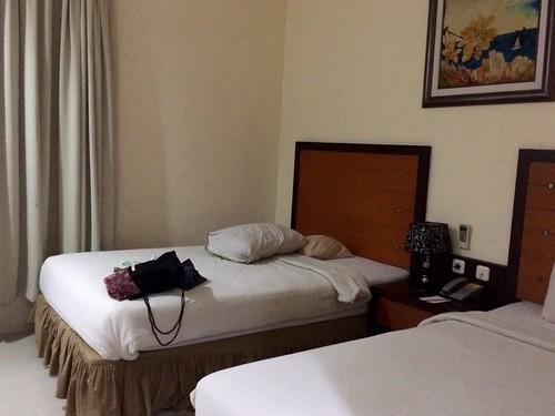 Kamar hotel sahid mandarin Pekalongan