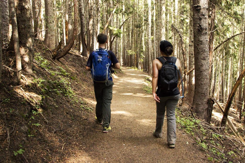 Mount Rainier NP's Summerland - Panhandle Gap Trail