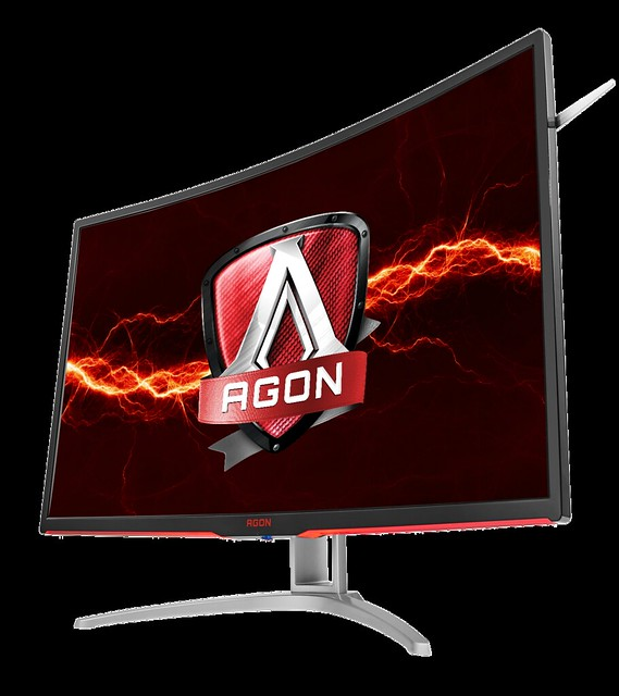 New Curved AGON QHD Gaming Monitor