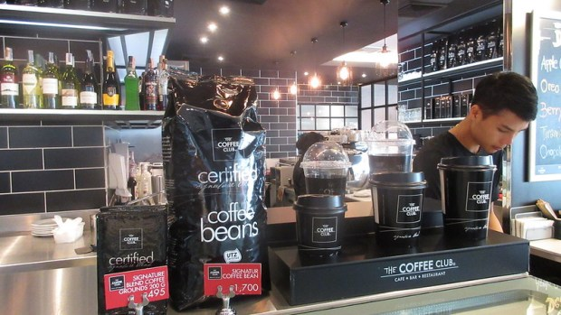 Best Pattaya breakfast coffee service