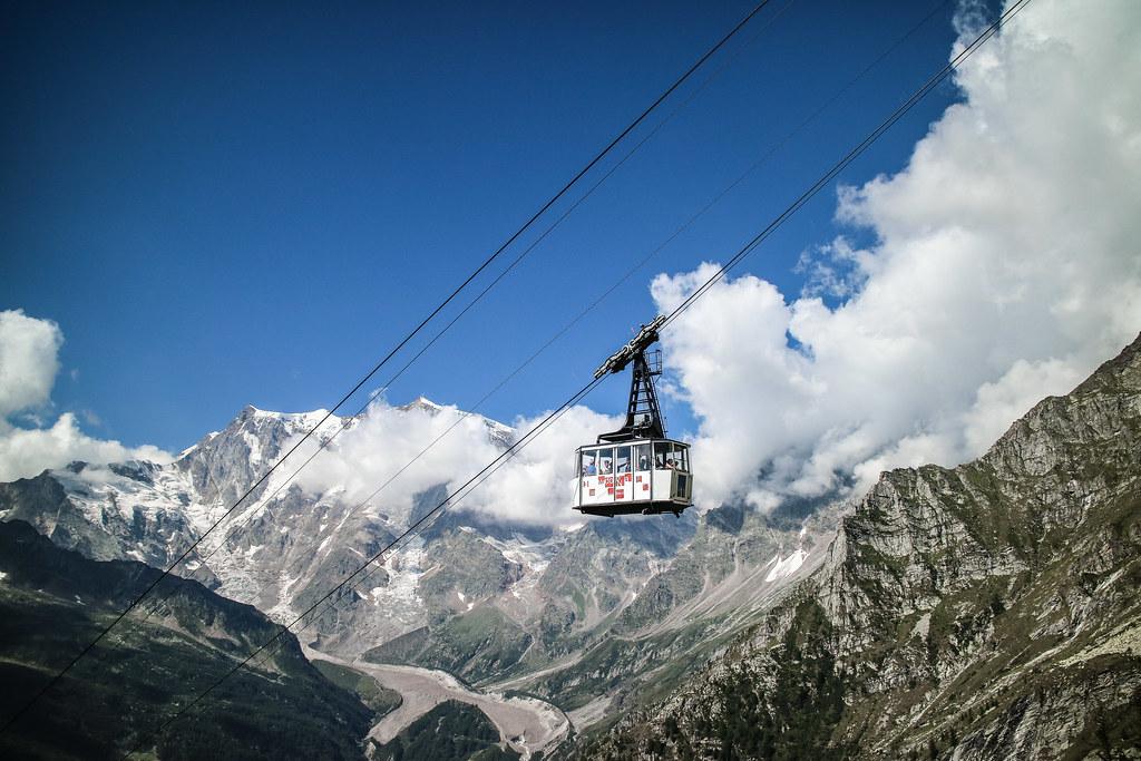 Funivia Macugnaga-Alpe Bill-Passo del Moro