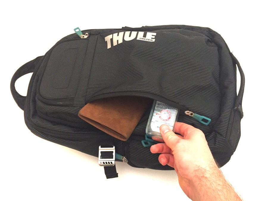 20170904 Thule Crossover 21L Mon sac à dos au quotidien 11