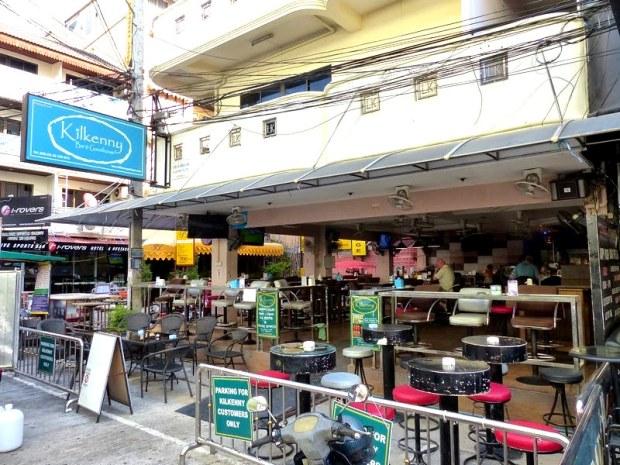 Soi LK Metro Pattaya Party Street