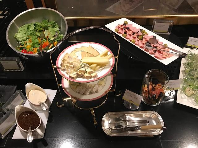 Petit déjeuner Westin Tokyo