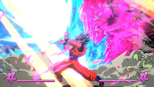 DRAGON BALL FighterZ SSGSS Goku (1)