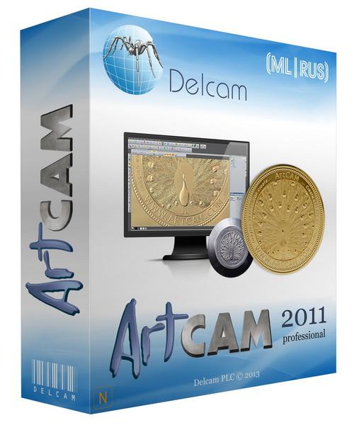 Phần mềm delcam artcam 2011 full