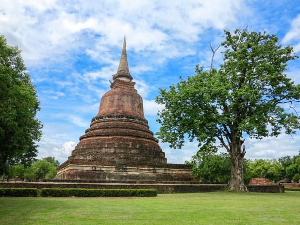 Excursión por Sukhothai