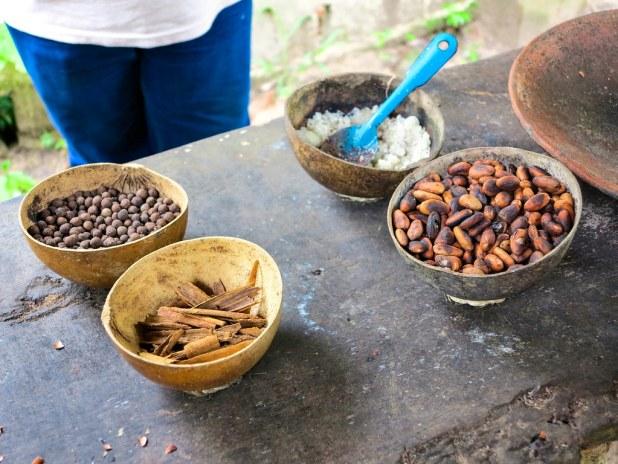 Ruta del cacao al chocolate
