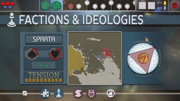 Demiurgos - Political Compass