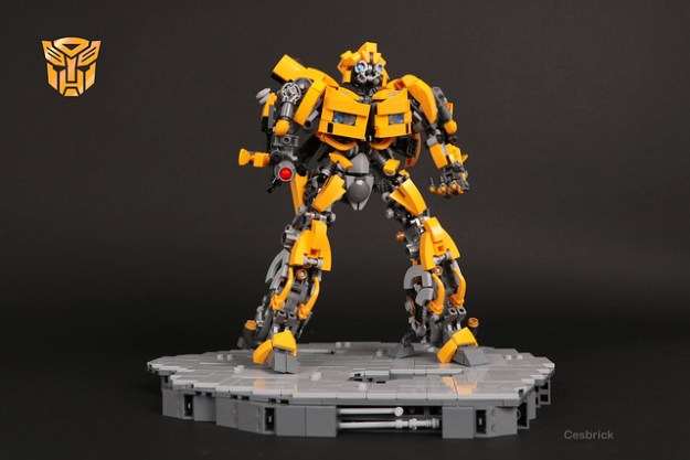 Lego Transformers Archives The Brothers Brick The Brothers Brick