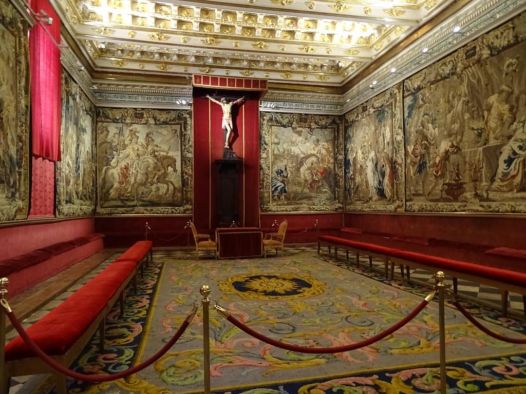 Segovia Sala Capitual de la Catedral de Nuestra Señora de la Asunción y de San Frutos 04