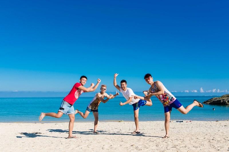 新原海灘 / 新原ビーチ