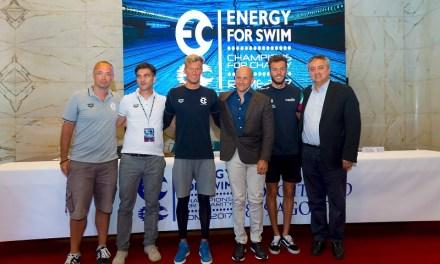 Energy for Swim: ci vediamo a Roma 8 e 9 agosto per due serate stellari