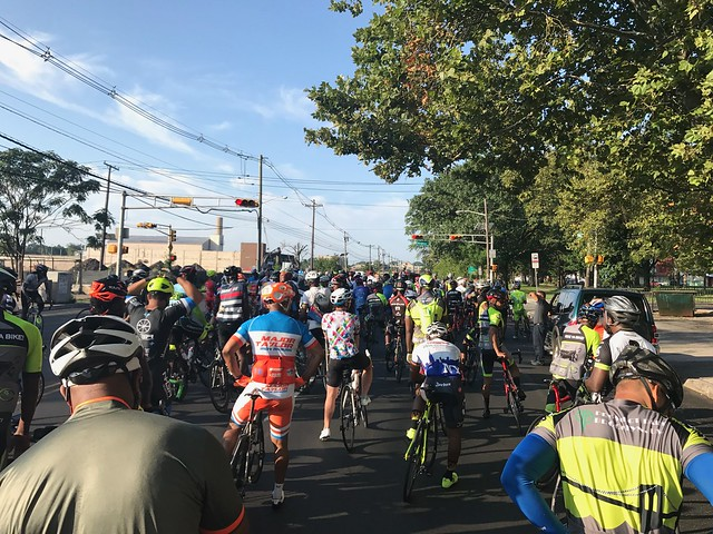 Cheesesteak Century Ride to Philadelphia