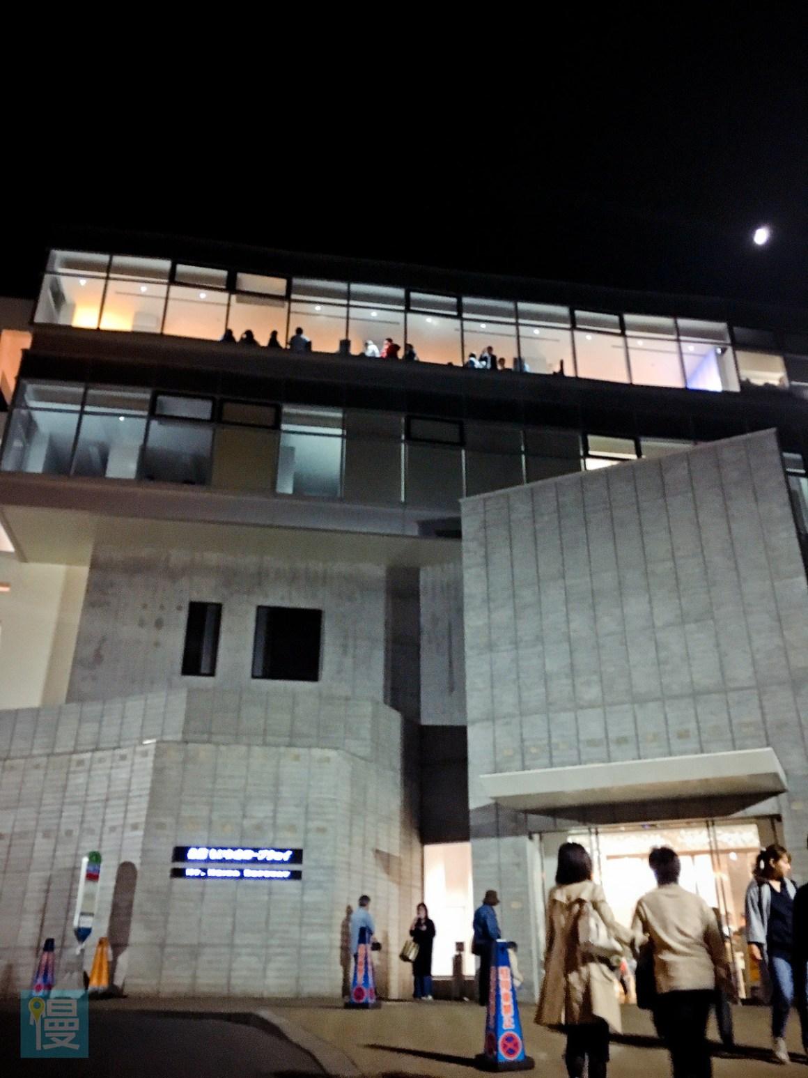 札幌藻岩山展望台夜景-65