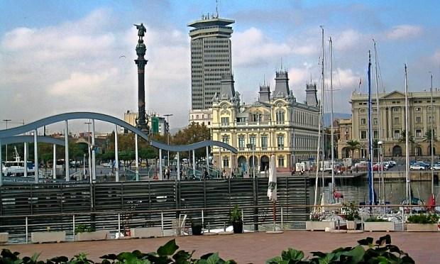 Barcelona exciting Mediterranean city