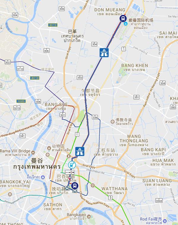 Route A3