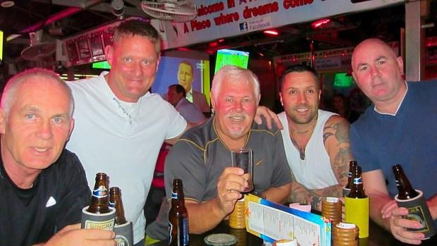 Atlantic Bar 2nd Road Pattaya