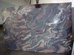 Rosso Luana 2cm  marble slabs for countertops