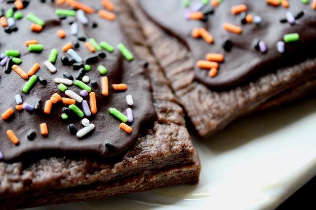 Chocolate PB&J Pop Tarts - 28