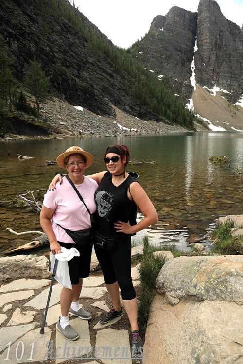 Lake Agnes Tea House Hike