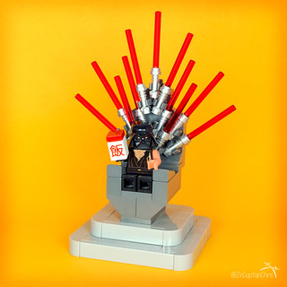 Ze Throne of Darth Vader (Star Wars)