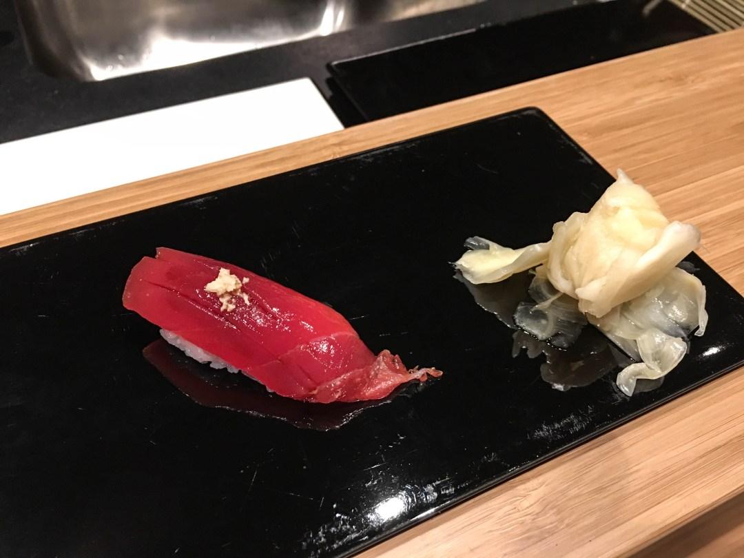 Akami (lean tuna)
