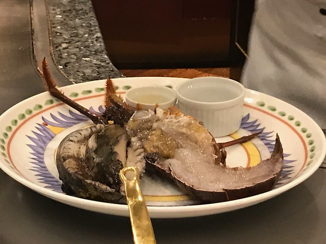 Yebisu Teppanyaki - Westin Tokyo