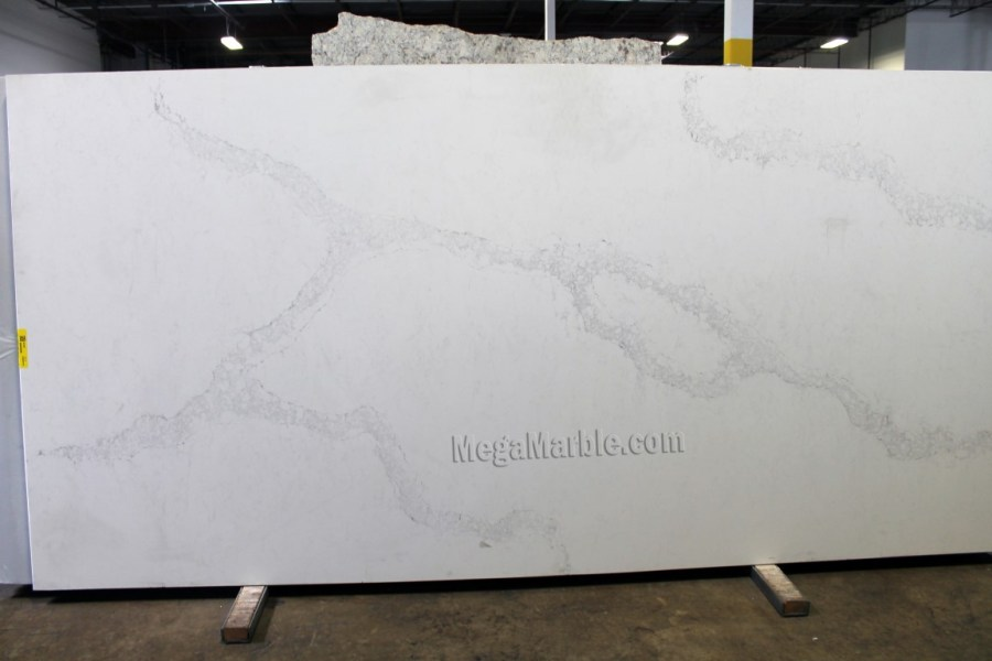 Caesarstone Calacatta Nuvo Quartz Countertops Slab