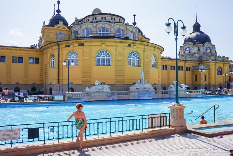 Széchenyin kylpylä, Budapest
