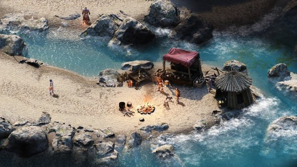 Pillars of Eternity - Shoreline