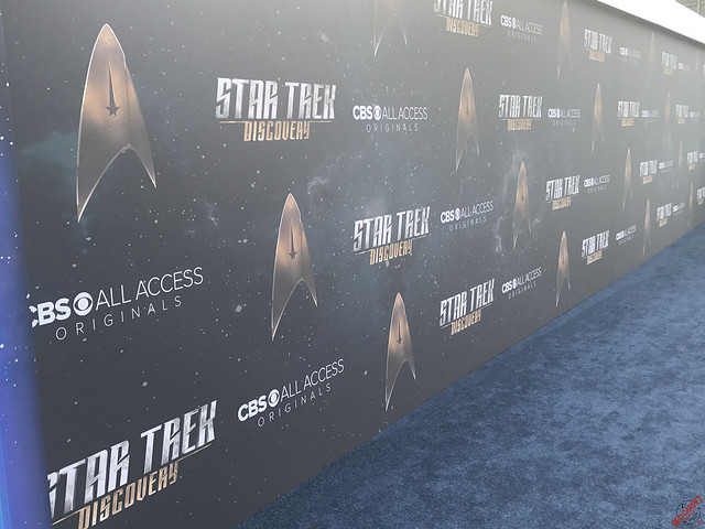 at the Star Trek Discovery Premiere - IMG_9929