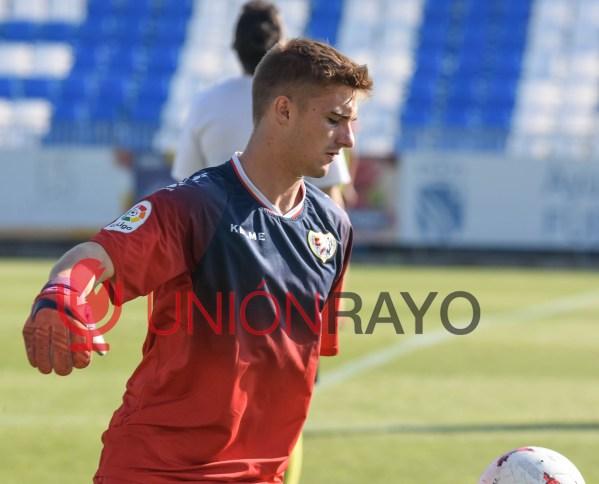 Fuenlabrada 4-0 Rayo B (pretemporada)