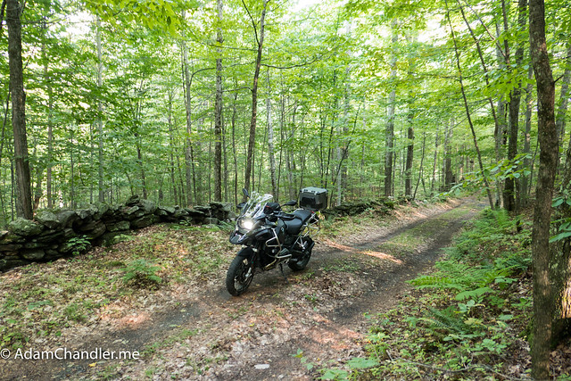 R1200 GS Adventure Off-Road, Strafford VT