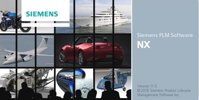 phần mềm Siemens PLM NX 11.0.0 x64 full