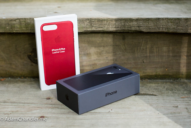 Apple iPhone 8 Plus Unboxing
