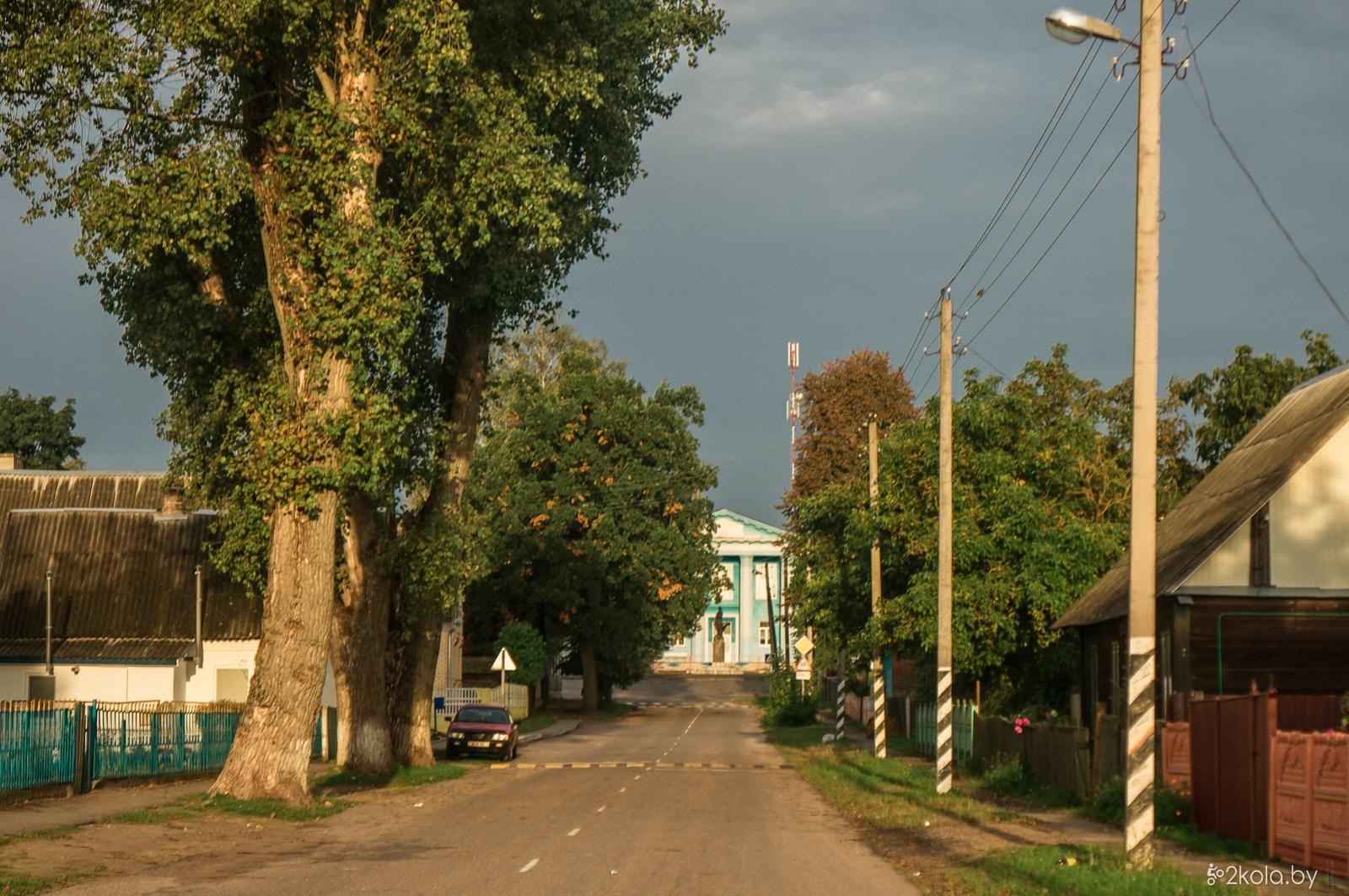 Бытень - Береза