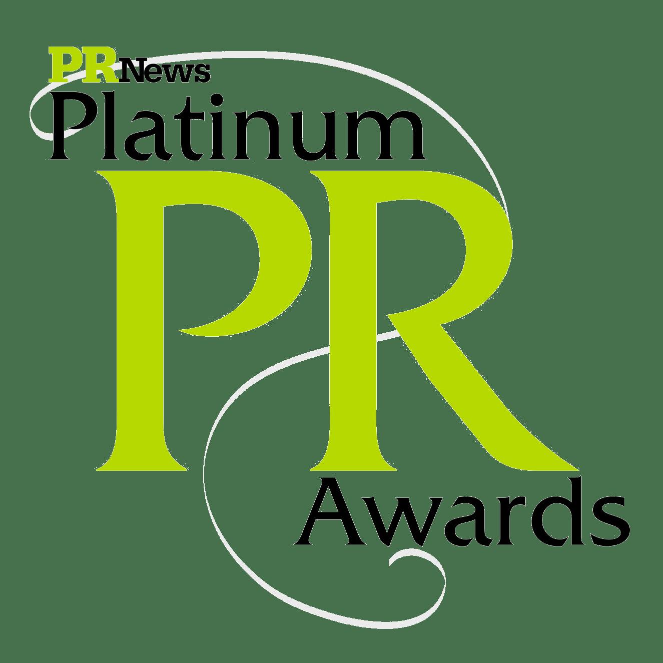 (PR News) Platinum PR Awards
