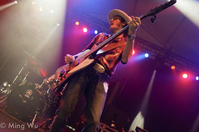 Too Slim and the Taildraggers @ Ottawa Bluesfest 2017