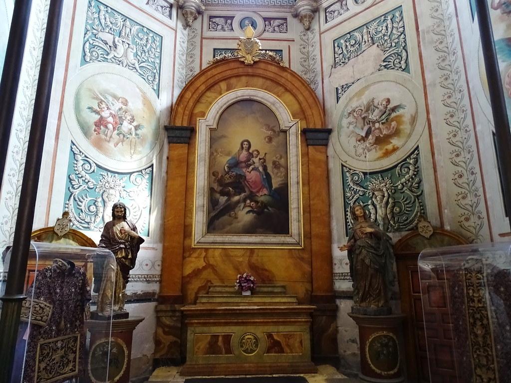 Segovia Capilla de Nuestra Señora del Rosario Catedral de Nuestra Señora de la Asunción y de San Frutos 01