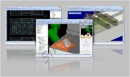Thiết kế với phần mềm ALPHACAM V2010 full