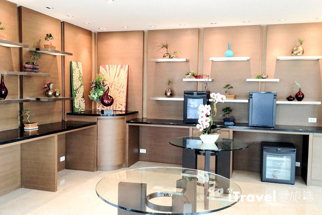 曼谷斯瓦特爾飯店 Sivatel Bangkok Hotel (6)