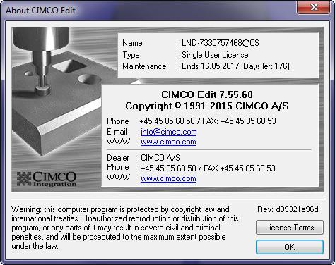 CIMCO Software 7.5 win32 win64