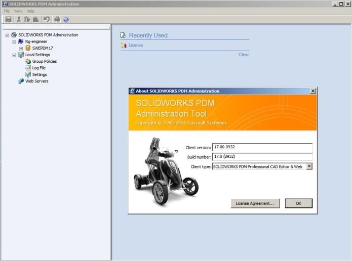 Làm việc với phần mềm solidworks 2017 full license